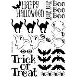 Decal, Happy Halloween Designs