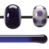 Bullseye Gold Purple Opal Rod 90 COE