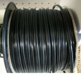 Black Electrical Lamp Cord