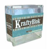 KraftyBlok Glass Block