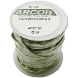 Tinned Copper Wire 14 Gauge 1 lb