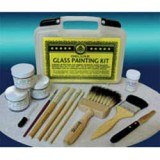 Peter McGrain Deluxe Glass Painting Kit