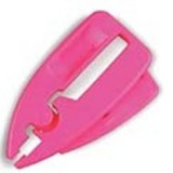 Glastar Glass Snapper - Pink