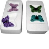 Butterfly Mold with Wing Slumper