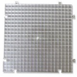 White Waffle Grid Surface - 2 pack