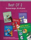 Best of 2 - Illustrated Designs: 30 to 60 Pieces