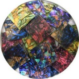 Van Gogh Multicolor Glass Mosaic Tiles, 3/4 inch