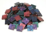 Van Gogh Solid and Multi Color Mosaic Glass Chip Mix