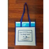"Stained Glass Express ""Art Glass Soul"" Tote Bag"