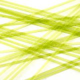 Oceanside Lime Transparent Noodles 96 COE