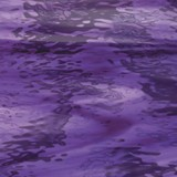 Spectrum Deep Violet with Pale Purple Streaks Cathedral Waterglass