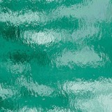 Oceanside Teal Green Rough Rolled Glass