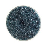 Bullseye Aquamarine Blue Transparent Frit Medium 90 COE