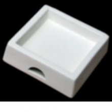 Medium Plain Tile Glass Casting Mold
