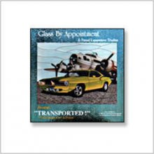 Glass By Appointment Transported CD
