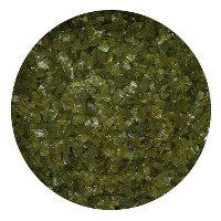 Oceanside Olive Green Frit Medium 96 COE