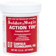 Solder Magic Action Tin and Flux