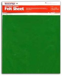 Felt Sheet Self Adhesive 12 inch