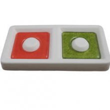 Square Napkin Ring Mold