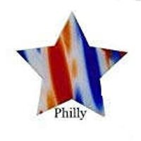 Star Philly 1 in Precut Fusible Glass Shape 96 COE