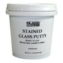 Glasspro Putty  Black