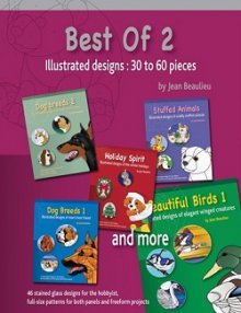 Best of 2 Illustrated Designs: 30 to 60 Pieces