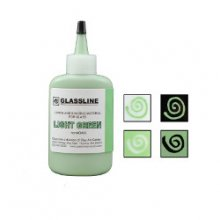 Glassline Fusing Paint Pen Light Green