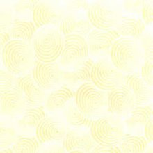 Spheres Glow In The Dark Fusible Decal  Yellow