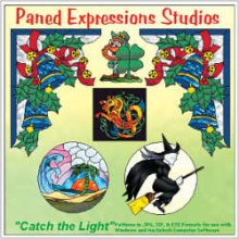 Paned Expressions Studios Catch the Light CD