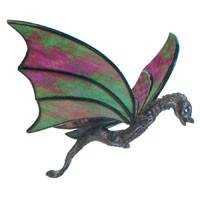 Creative Castings Flying Dragon Lead Free Casting