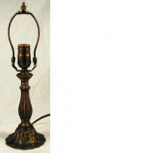 Lily Lamp Base 7.75 inch