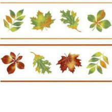 Leaves Color Decals