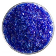 Bullseye True Blue Transparent Frit Coarse 90 COE