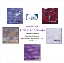 Express Pack EPF10  Purple Passion
