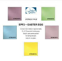 Express Pack  Easter Egg Fusible