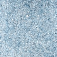 Oceanside Compatible Medium Blue Transparent Frit Fine 96 COE
