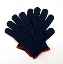 Black Kevlar Gloves  Size Small