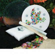 Songbird Mosaic Stepping Stone Kit