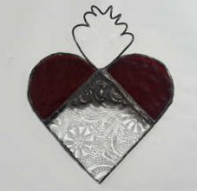 Large Heart with Filigree Inspiration Kit