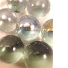 Marbles Shiny Clear 1 in
