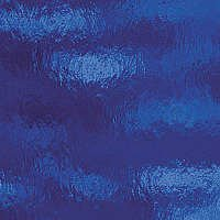 Oceanside Dark Blue Rough Rolled Glass