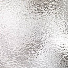 Spectrum Clear Hammered Glass