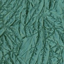 Blue Green Van Gogh Metallic Finish Glass
