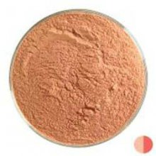 Bullseye Deep Red Opal Frit Powder 90 COE