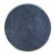 Bullseye Blue Aventurine Transparent Frit Powder 90 COE