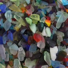 Beach Glass  Small Mixed