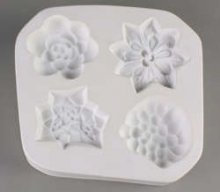 Small Succulents Mold