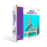 Dragonfly Shape Mosaic Kit