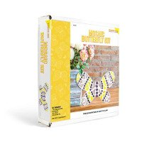 Butterfly Shape Mosaic Kit