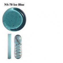 Northstar Glassworks 70 Ice Blue Rod 33 COE